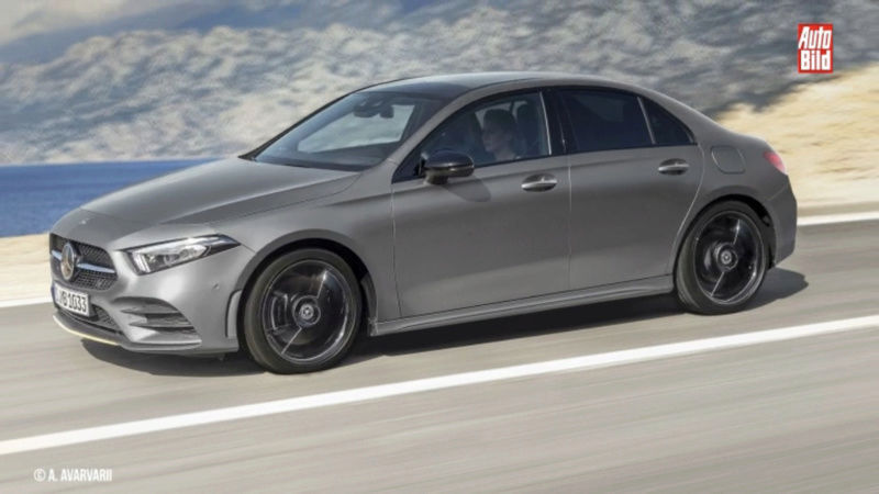 2018 - [Mercedes-Benz] Classe A Sedan - Page 3 7750c510