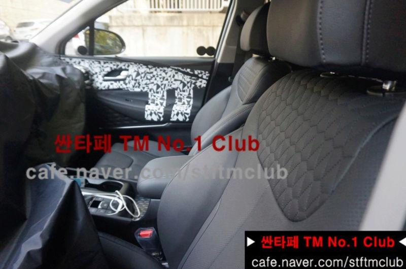 2018 - [Hyundai] Santa Fe IV 777b5f10
