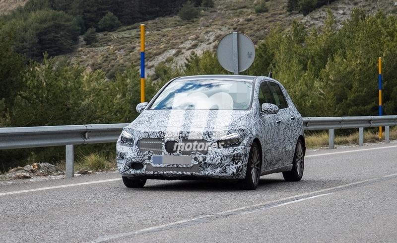 2018 - [Mercedes-Benz] Classe B - Page 2 780fa710