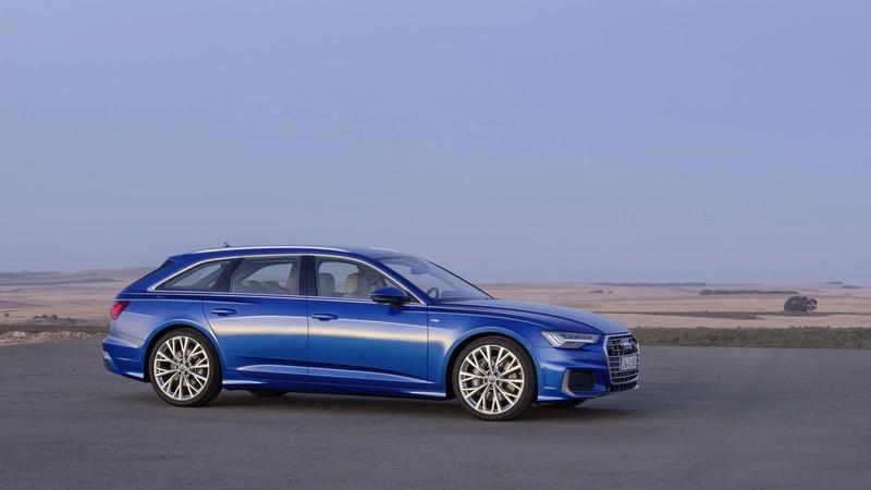 2017 - [Audi] A6 Berline & Avant [C8] - Page 9 782a0d10