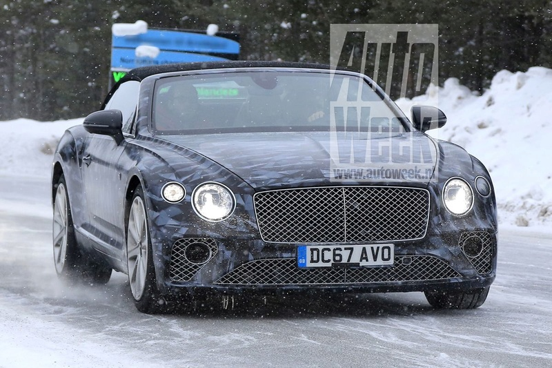 2017 - [Bentley] Continental GT - Page 6 783e2610