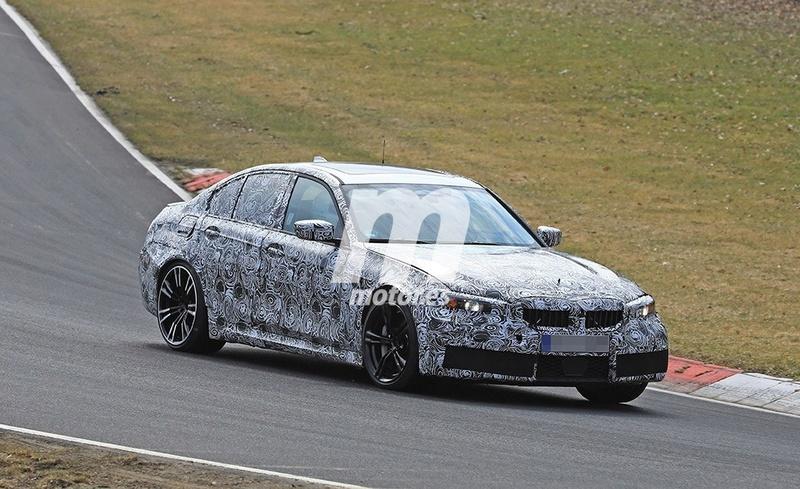 2019 - [BMW] M3/M4 7853e310