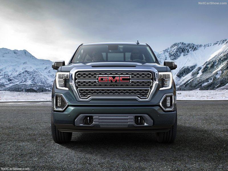 2018 - [Chevrolet / GMC] Silverado / Sierra 78dc8110