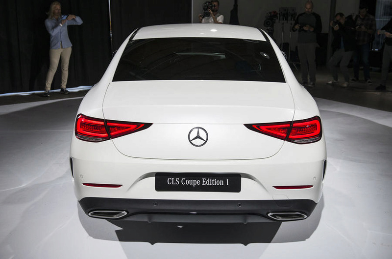 2018 - [Mercedes] CLS III  - Page 5 79362e10