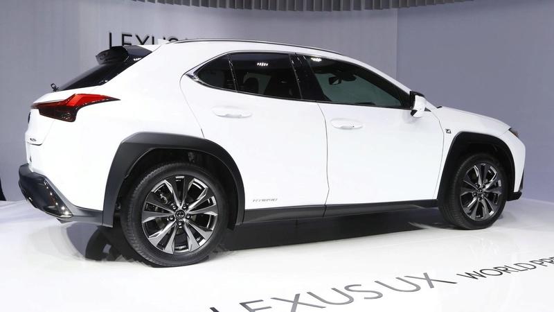 2018 - [Lexus] UX - Page 2 79a26110