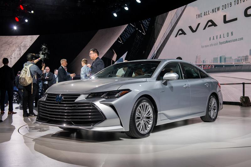 2018 - [Toyota] Avalon 79d17610