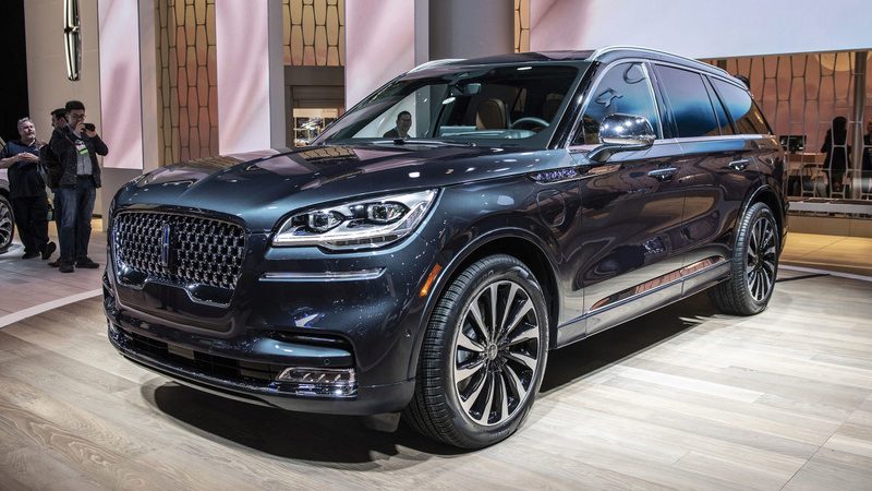 2019 - [Lincoln] Aviator 7a369f10