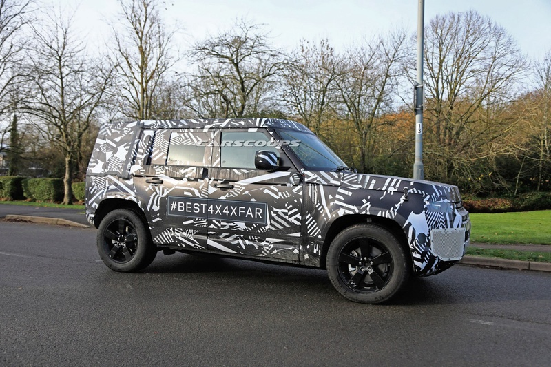 2018 - [Land Rover] Defender [L663] - Page 5 7a3ddc10