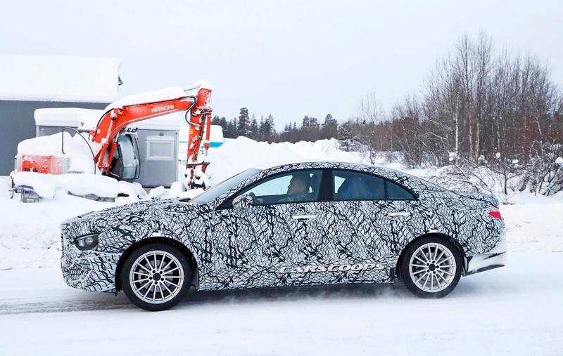 2019 - [Mercedes-Benz] CLA II 7a7f4c10