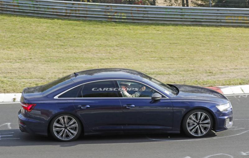 2017 - [Audi] A6 Berline & Avant [C8] - Page 10 7a967610