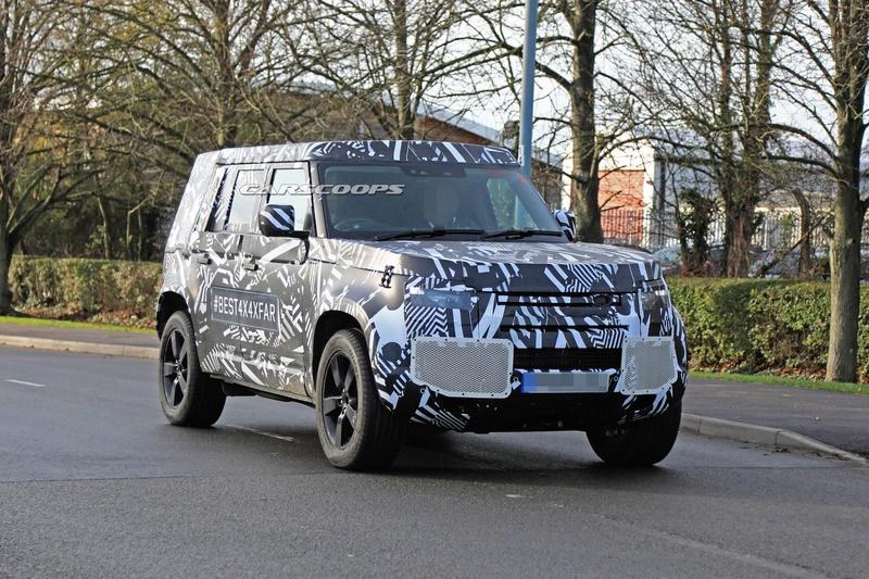 2018 - [Land Rover] Defender [L663] - Page 5 7abdc210