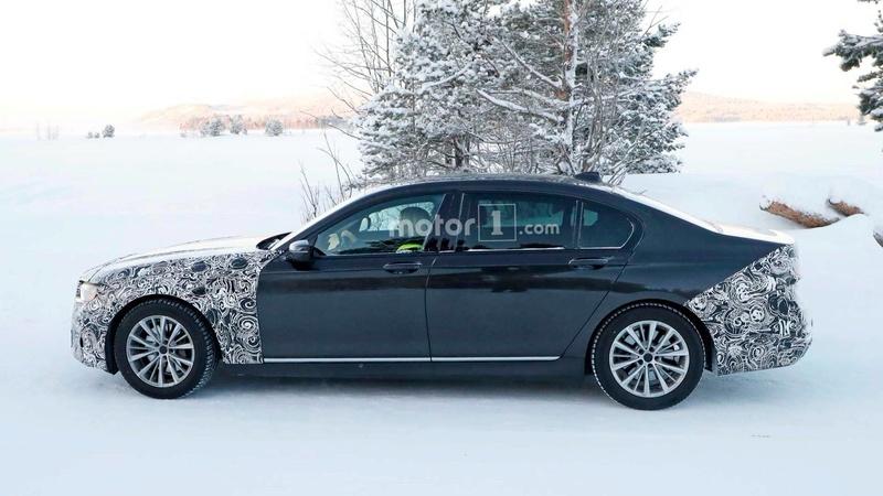 2019 - [BMW] Série 7 restylée  7ae1df10