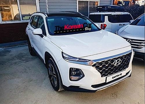 2018 - [Hyundai] Santa Fe IV - Page 2 7b190b10