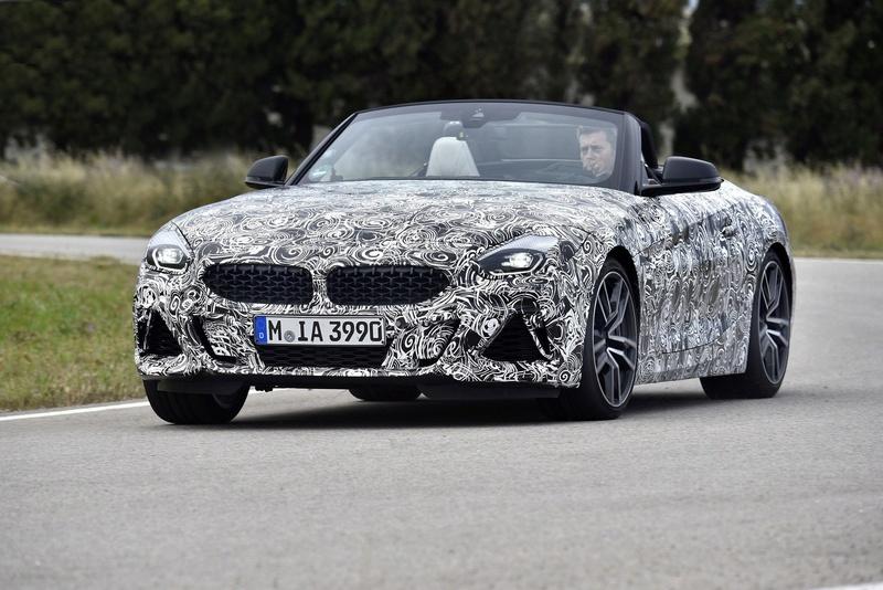 2018 - [BMW] Z4 (G29) - Page 5 7b3aa410