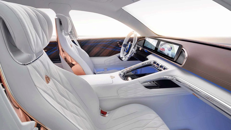 2018 - [Mercedes-Maybach] Vision Ultimate Luxury - Page 3 7b76aa10