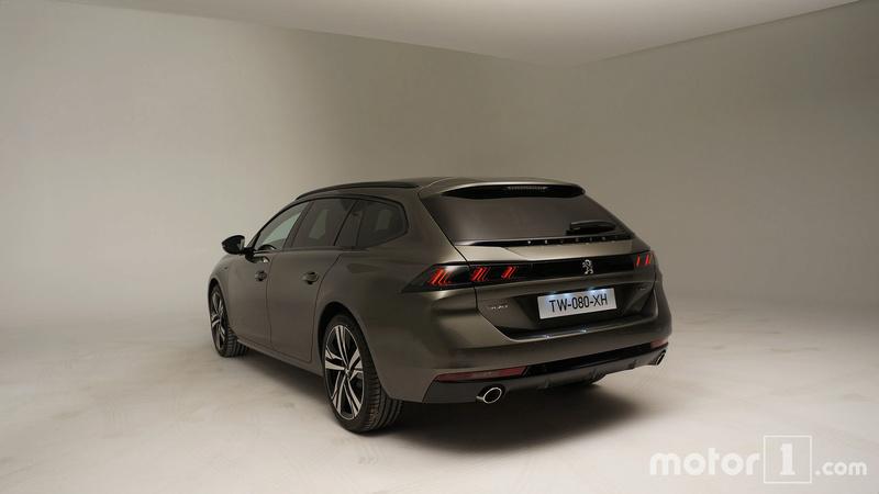 2018 - [Peugeot] 508 II SW - Page 3 7bcfc510