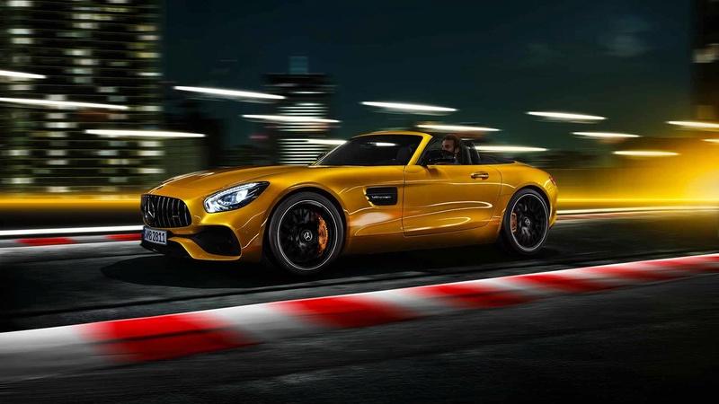 2014 - [Mercedes-AMG] GT [C190] - Page 30 7c45c410