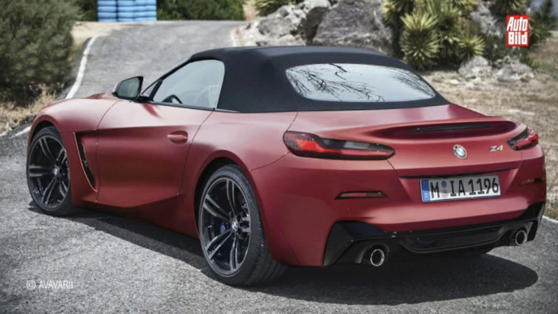 2018 - [BMW] Z4 (G29) - Page 5 7c4be110