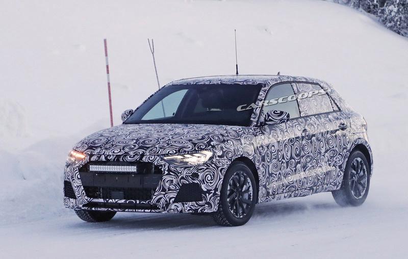 2018 - [Audi] A1 Sportback II - Page 4 7d272c10