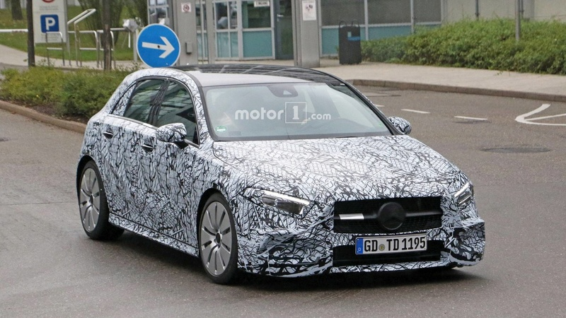 2018 - [Mercedes] Classe A (W177) - Page 17 7d296710