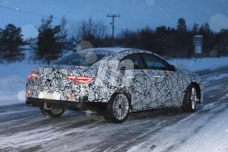 2019 - [Mercedes-Benz] CLA II 7d8c6410