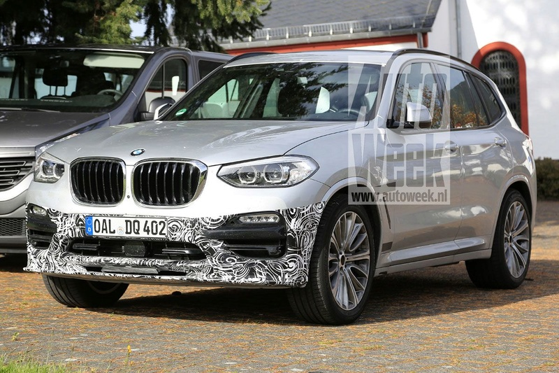 2016 - [BMW] X3 [G01] - Page 10 7e78e810