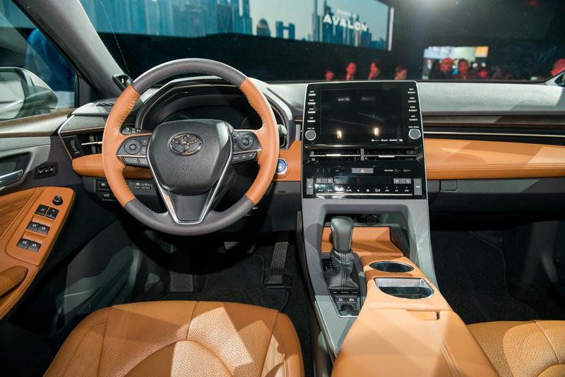 2018 - [Toyota] Avalon 7f168310