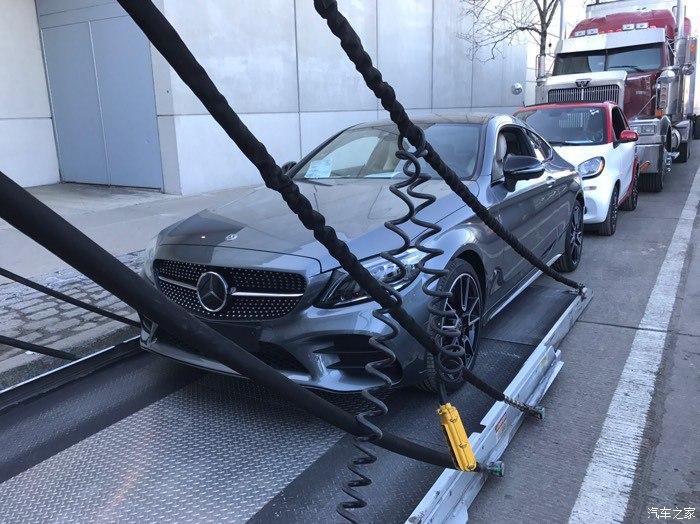 2018 - [Mercedes] Classe C Restylée [W205/S205] - Page 4 7f46f510