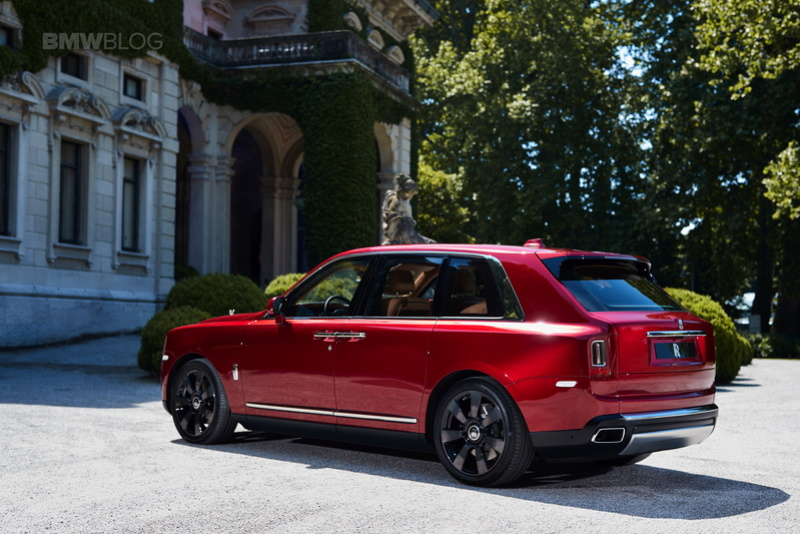 2017 - [Rolls-Royce] SUV Cullinan - Page 15 80a4e010