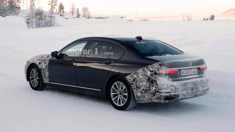 2019 - [BMW] Série 7 restylée  80b16e10