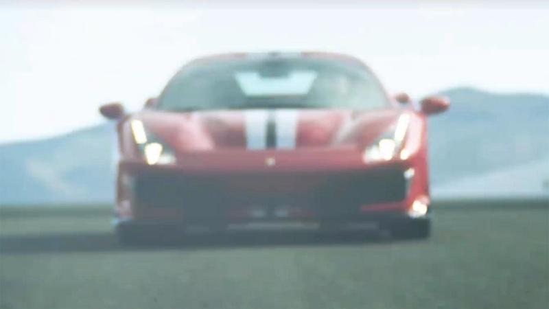 2018 - [Ferrari] 488 Pista - Page 6 80b3e410