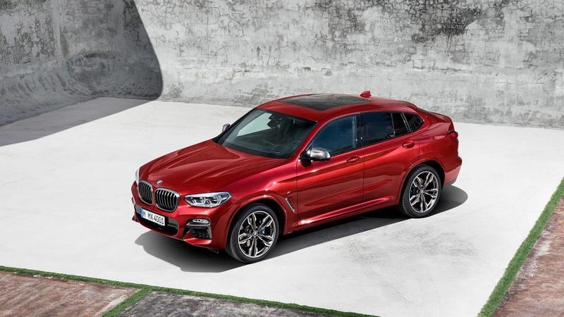 2018 - [BMW] X4 II [G02] - Page 4 81233b10
