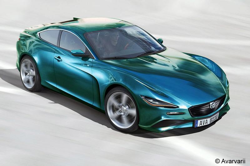 2025 - [Mazda] RX 81664310