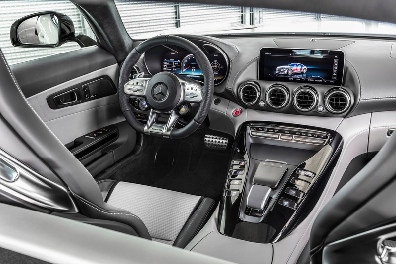 2014 - [Mercedes-AMG] GT [C190] - Page 30 816a6010