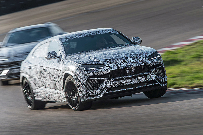 2018 - [Lamborghini] SUV Urus [LB 736] - Page 8 8187ac10