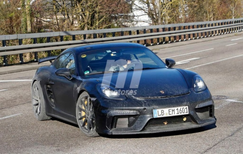2016 - [Porsche] 718 Boxster & 718 Cayman [982] - Page 6 81ef6c10