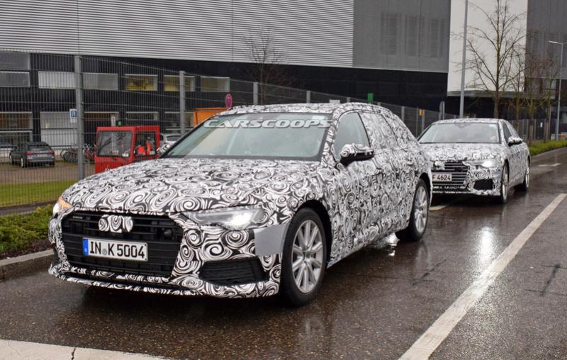 2017 - [Audi] A6 Berline & Avant [C8] - Page 4 81f16710