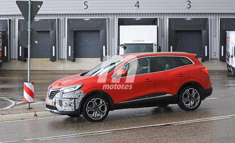 2018 - [Renault] Kadjar restylé  - Page 4 823aa610