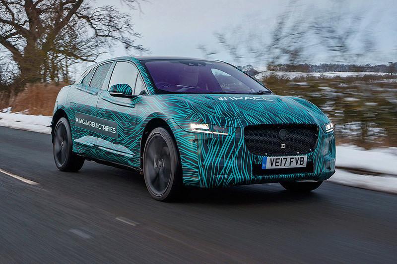 2018 - [Jaguar] I-Pace (série) - Page 2 825bda10