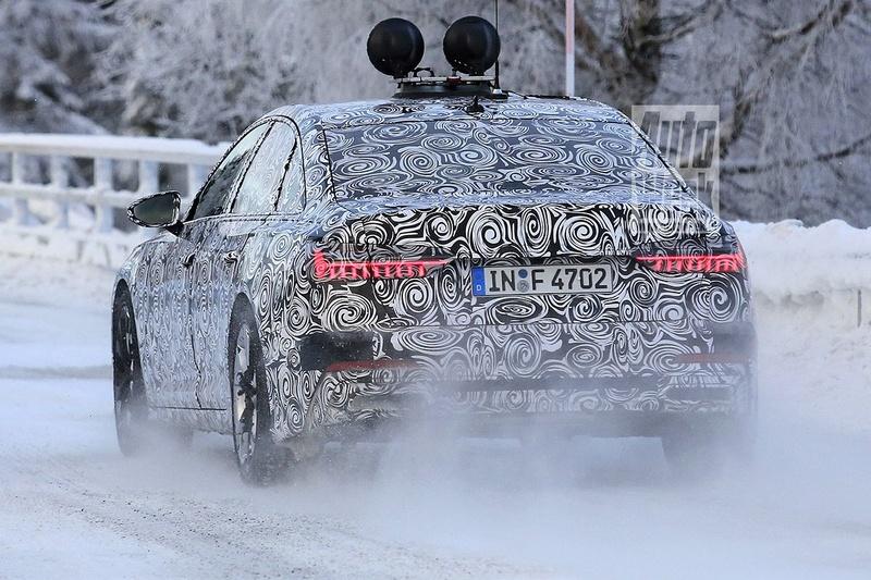 2017 - [Audi] A6 Berline & Avant [C8] - Page 4 82681410