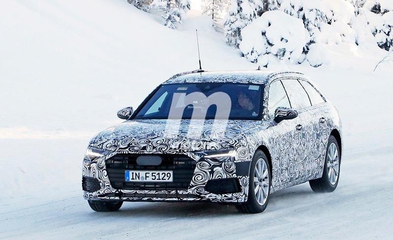 2017 - [Audi] A6 Berline & Avant [C8] - Page 5 82981f10