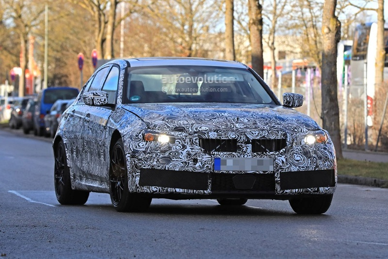 2019 - [BMW] M3/M4 82e15810