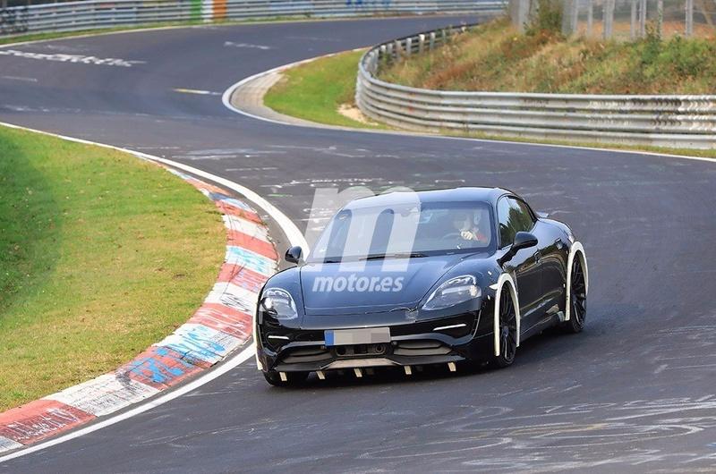 2019 - [Porsche] Taycan [J1] - Page 2 832ef410