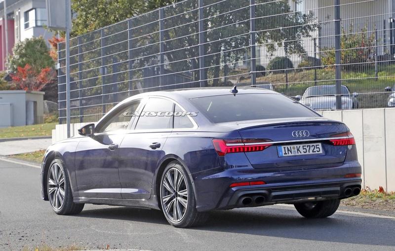 2017 - [Audi] A6 Berline & Avant [C8] - Page 10 836b9410