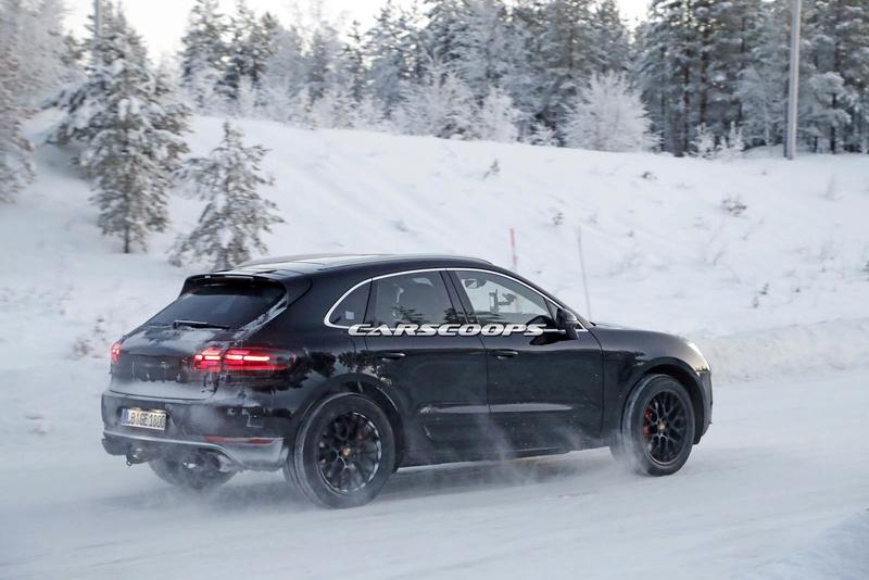 2018 - [Porsche] Macan Restylée [95B] 83bde010