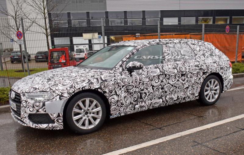 2017 - [Audi] A6 Berline & Avant [C8] - Page 4 84b05d10