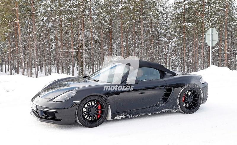 2016 - [Porsche] 718 Boxster & 718 Cayman [982] - Page 6 84bc6210