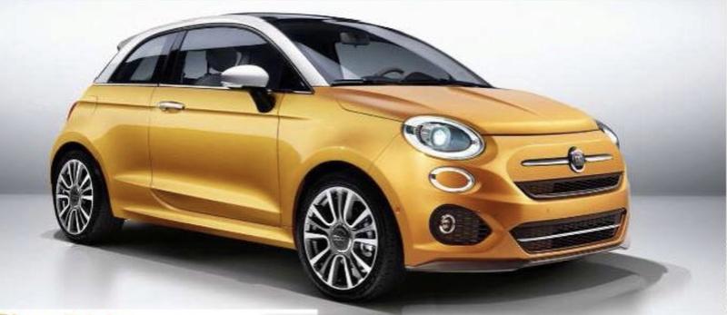 2019 - [Fiat] 500 III - Page 3 85e91610