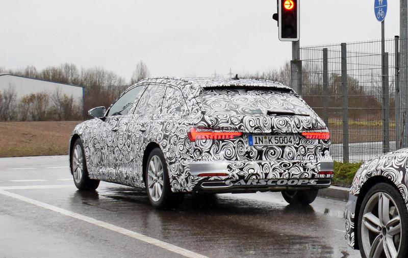 2017 - [Audi] A6 Berline & Avant [C8] - Page 4 85ee7810