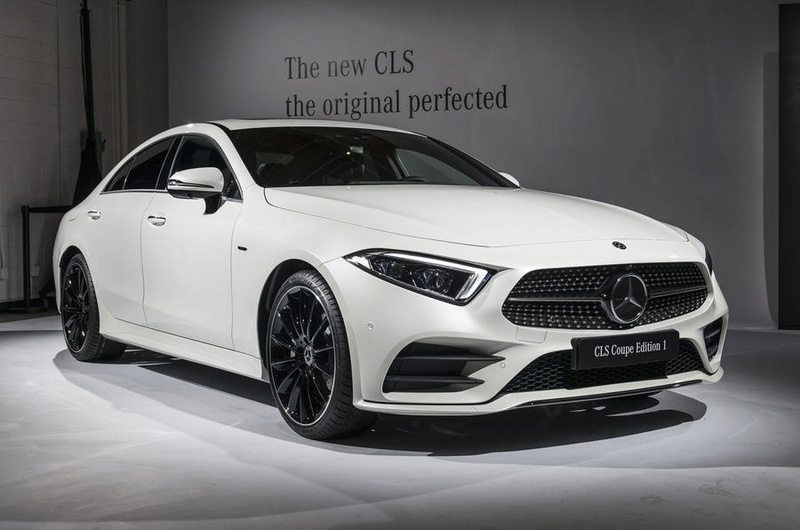 2018 - [Mercedes] CLS III  - Page 5 86486610